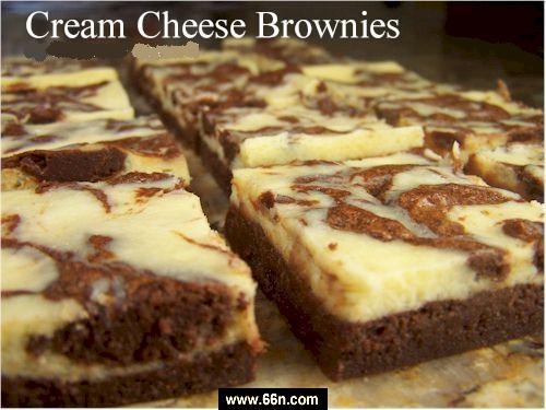 Брауни с шоколадом и сливочным сыром. Последнее редактирование: 26.02