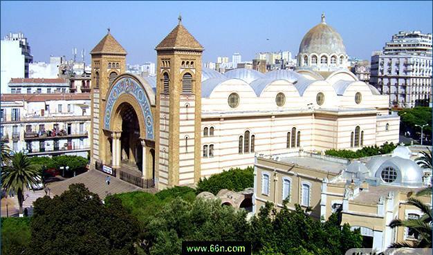 المناطق السياحية الجزائر