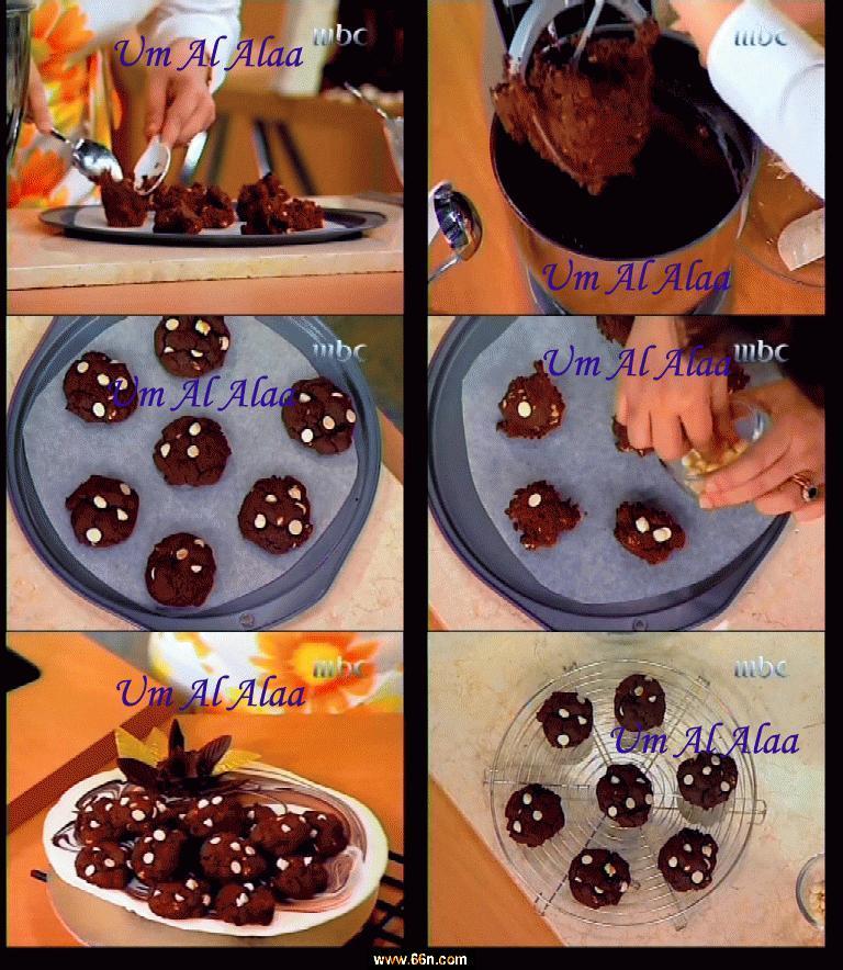 12 وصفه : وصفات حلوى حلويات و كيك منال العالم بالصور